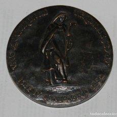 Medallas temáticas: MEDALLA DE LA CAJA GENERAL DE AHORROS Y MONTE DE PIEDAD DE ÁVILA IV CENTENARIO 1582-1982 COBRE, MIDE. Lote 209795741