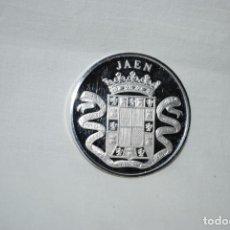 Medallas temáticas: MEDALLA DE JAEN , ACUÑACIONES IBERICAS .. Lote 209977651