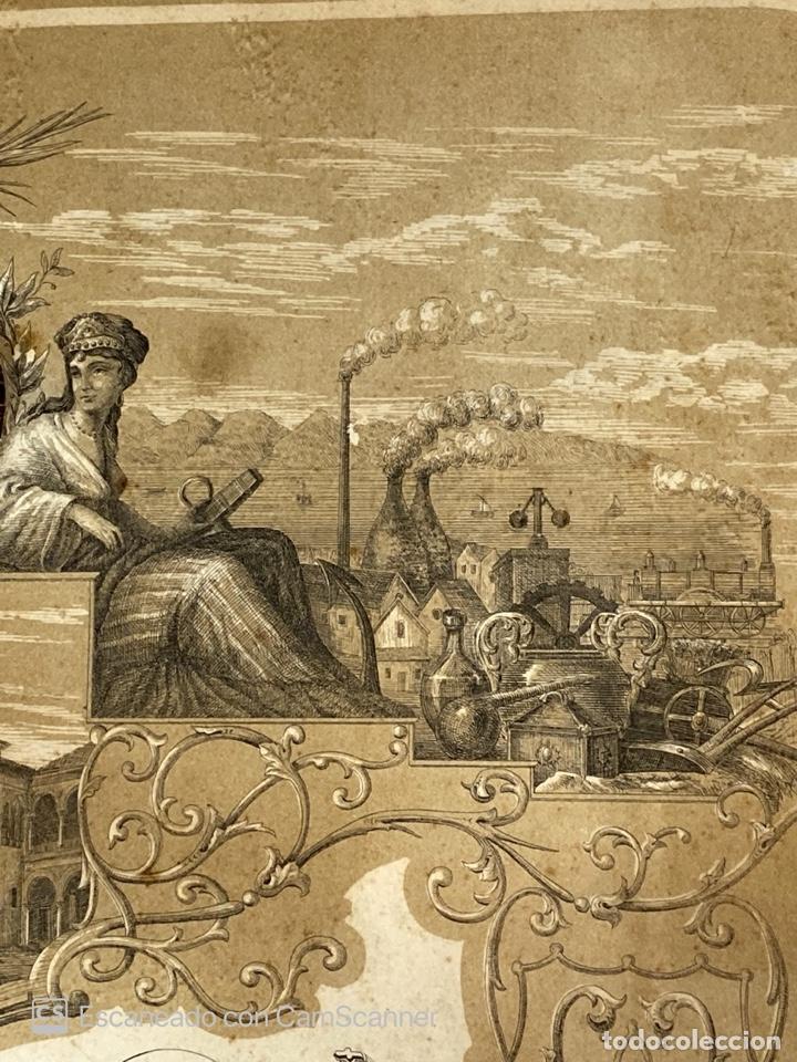Medallas temáticas: EXPOSICION BÉTICO EXTREMEÑA. MEDALLA A D. MANUEL GROSSO. SEVILLA, 1874. VER FOTOS - Foto 4 - 210196035