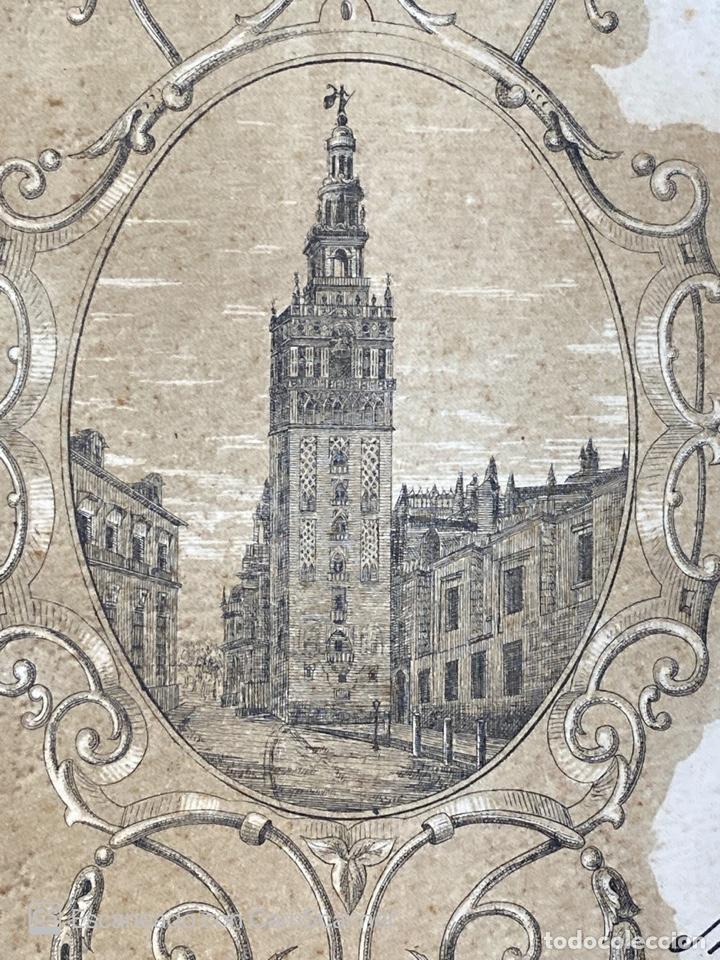 Medallas temáticas: EXPOSICION BÉTICO EXTREMEÑA. MEDALLA A D. MANUEL GROSSO. SEVILLA, 1874. VER FOTOS - Foto 14 - 210196035