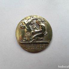 Medallas temáticas: MEDALLA FRANCESA, 25 AÑOS DE SERVICIO EN LA EMPRESA DE ELECTRICIDAD Y GAS DE FRANCIA. ENVÍO GRATIS.. Lote 210225120
