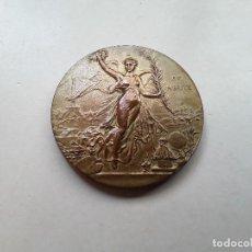 Medallas temáticas: FRANCIA : MEDALLA FRANCESA DE BRONCE DE LA LIGA DE ENSEÑANZA LALIQUE. ENVÍO GRATUITO CERTIFICADO.. Lote 210226413