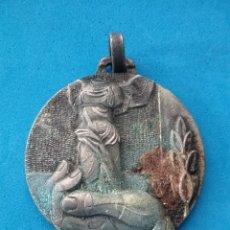 Medallas temáticas: MEDALLA DE PETANCA 1974.. Lote 210297718