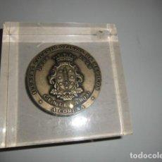 Medallas temáticas: MEDALLA COLEGIO OFICIAL DE MEDICOS DE CORUÑA CENTENARIO 1898-1998 EN METACRILATO. Lote 210774865