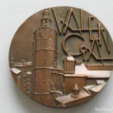 Medallas temáticas: MEDALLA VALENCIA , 1973 , CASA DE MONEDA Y TIMBRE . 340 GRAMOS/79,5 MM. Lote 210957020