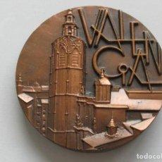 Medallas temáticas: MEDALLA VALENCIA , 1973 , CASA DE MONEDA Y TIMBRE . 340 GRAMOS/79,5 MM. Lote 210957481