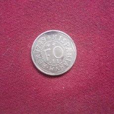 Medallas temáticas: NAVARRA. MEDALLA DE PLATA REPRODUCCIÓN. Lote 210969225