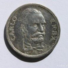 Medallas temáticas: MEDALLA CENTENARIO FARMACÉUTICA CARLO ERBA - 1953 - BERTONI (MILÁN) - O/ 3,5 CMS.. Lote 210981332