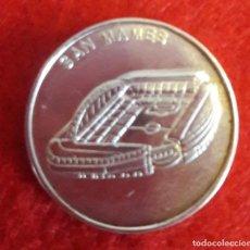 Medallas temáticas: MEDALLA COLECCIÓN: JOYAS DE BIZKAIA, PLATA. Lote 211423770