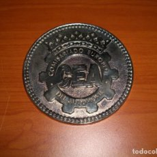 Medallas temáticas: MEDALLA COMISARIADO EUROPEO AUTOMOVIL. Lote 211495479