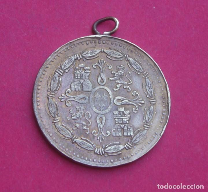 MEDALLA O MONEDA CARLOS III AÑO 1785 (Numismática - Medallería - Temática)