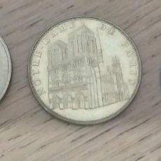 Medallas temáticas: 3 MONEDAS DE COLECCIÓN. VER DESCRIPCIÓN.. Lote 211620792