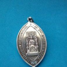 Medallas temáticas: ANTIGUA MEDALLA RELIGIOSA DE PLATA CONGREGACIÓN HIJAS DE MARIA DE N SEÑORA DE LA MERCED.. Lote 211649334