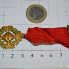 Medallas temáticas: VINTAGE / RARA - ANTIGUA MEDALLA AL MÉRITO - PARECIDA LOS DE LOS EXPLORADORES DE ESPAÑA ¡MIRA FOTOS!. Lote 215529896