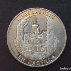 Medalhas temáticas: MEDALLA DE PLATA - VALLADOLID EN CASTILLA. Lote 215717465