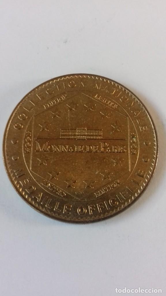 MEDALLA FRANCESA OFICIAL (Numismática - Medallería - Temática)
