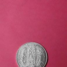 Medalhas temáticas: MEDALLA PLATA UNIVERSIDAD DE SALAMANCA.. Lote 217712867
