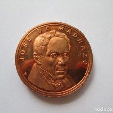 Medallas temáticas: MEDALLA * JOSE DE MADRAZO - ORIGEN DE LA LITOGRAFIA EN ESPAÑA FNMT 1990. Lote 218222950