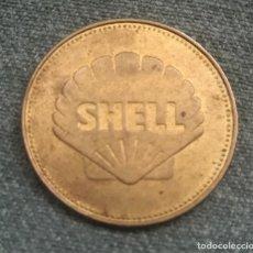 Medallas temáticas: MONEDA O MEDALLA CONMEMORATIVA SHELL - MISIÓN GEMINI 8 - 1966. Lote 218228268