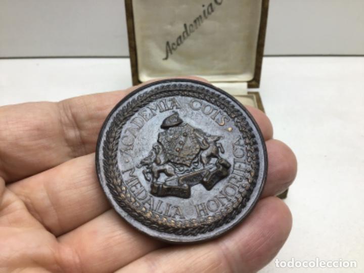 Medallas temáticas: MEDALLA HONORIFICA ACADEMIA COTS - BARCELONA - Foto 2 - 218240250