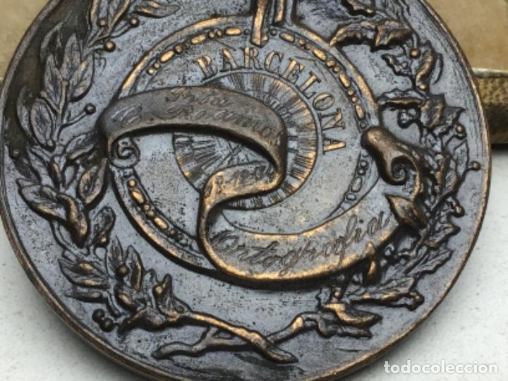 Medallas temáticas: MEDALLA HONORIFICA ACADEMIA COTS - BARCELONA - Foto 4 - 218240250