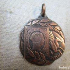Medallas temáticas: TENERIFE 1964 - MEDALLA FILATELIA - ' V EXPOSICION FILATELICA ', BRINCE 15GR + INFO. Lote 219313423