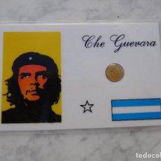 Medallas temáticas: PEQUEÑA MEDALLA CHE GUEVARA. Lote 221266882