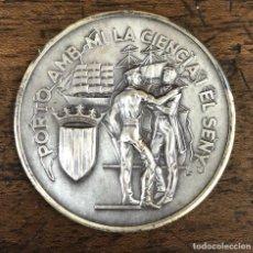 Medalhas temáticas: MEDALLA INSTITUTO CATALAN DE CULTURA HISPANICA. XXV ANIVERSARIO 1948-1973.. Lote 221661576