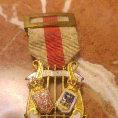 Medallas temáticas: MEDALLA ANTIGUA DEL ORFEÓN PAMPLONÉS. Lote 221713073