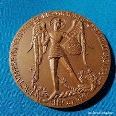 Medallas temáticas: GRAN MEDALLA SAN MIGUEL 71MM. Lote 221933786