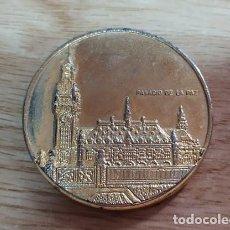 Medallas temáticas: MEDALLA MONEDA REINO UNIDO. MIEMBRO DE LA C.O.E. DESDE 1973. MEDALLA-181. Lote 221939488