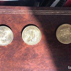 Medallas temáticas: 150 MONEDAS MEDALLAS CONMEMORATIVAS COLECCIÓN Y MAS. Lote 221940275