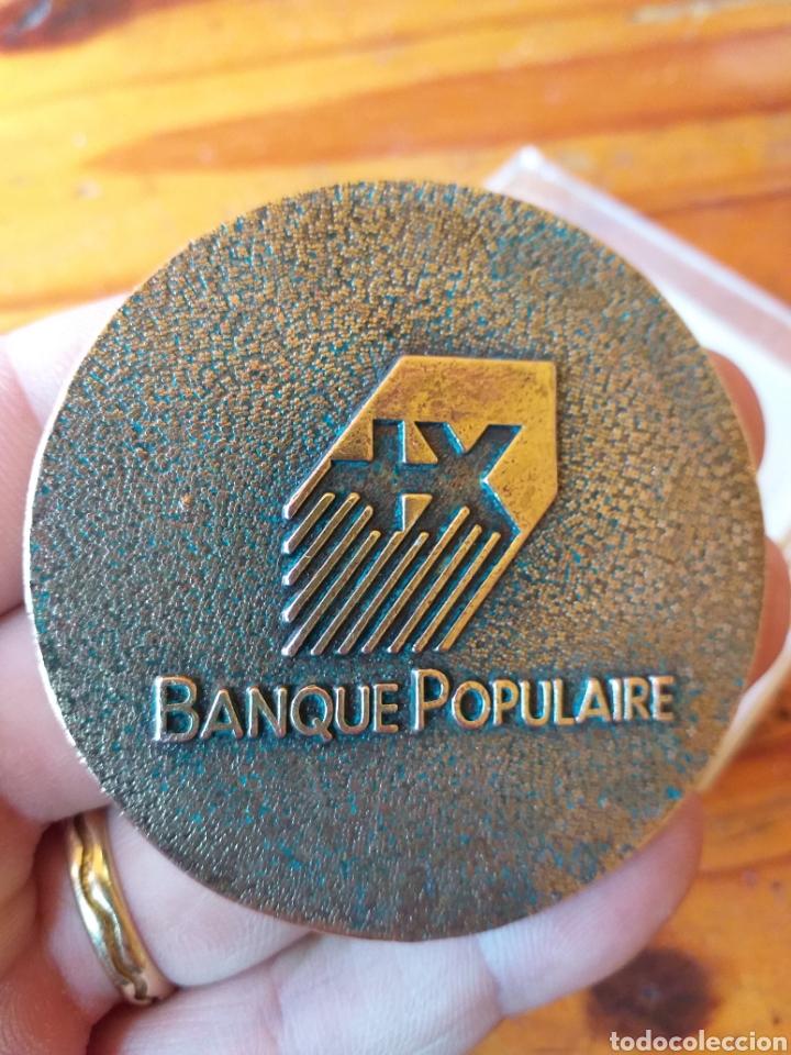 Medallas temáticas: MEDALLA BANQUE POPULAIRE - Foto 3 - 222115202