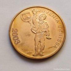 Medallas temáticas: ## MEDALLA JUVENIA 2003 BENISSA - FNMT ##. Lote 222135007