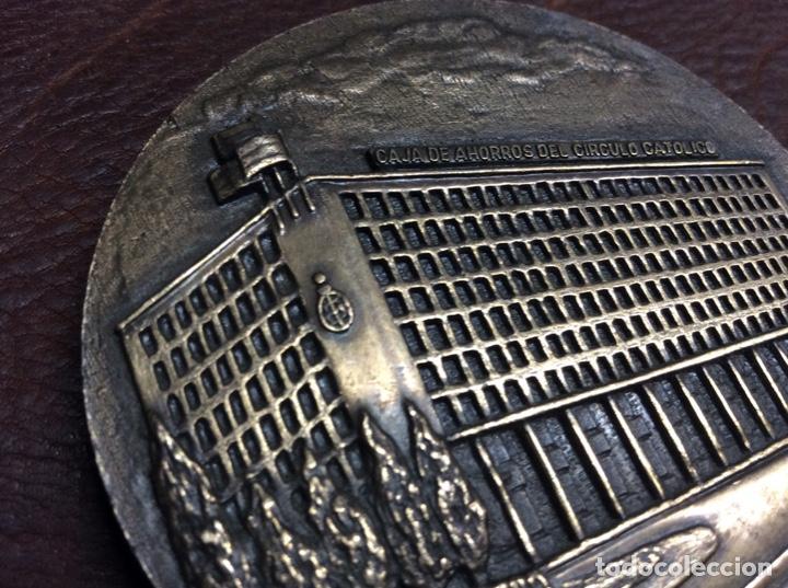 Medallas temáticas: Medalla caja de ahorros círculo catolico de Burgos - Foto 3 - 222572752