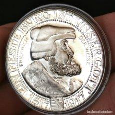 Medallas temáticas: 07B. 5.000 EJEMPLARES! PROOF. ALEMANIA. FRIEDRICH WEISS. IMITATIVA 3 MARK 1917. 2003. 14,8G / 33MM. Lote 222789722