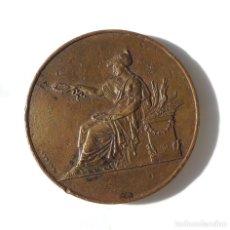 Medallas temáticas: ASSOCIATION POLYTECHNIQUE. ASOCIACIÓN POLITECNICA. CURSO GRATUITO.1903-1904.. Lote 226131970