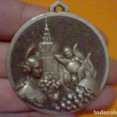 Medallas temáticas: PAELLAS 1981 CONCURSO PAELLES PL MONSEN MILA MEDALLA 2º PREMIO 6 CMS FALLERA FALLA. Lote 226578090