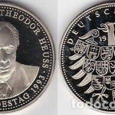 Medallas temáticas: ALEMANIA MEDALLA 30 AÑOS MUERTE DE THEODOR HEUSS. Lote 226742910