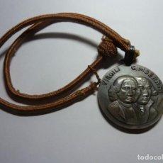 Médailles thématiques: MEDALLA SUBIRACH. SOCIETAT CATALANA DE CIRUGIA CON CORDON. Lote 226976205