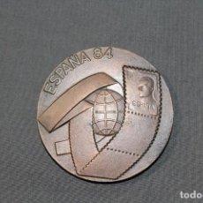 Medallas temáticas: MEDALLA EXPOSICIÓN MUNDIAL DE FILATELIA ESPAÑA 84.. Lote 227015140