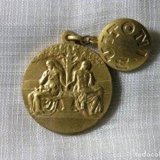 Medallas temáticas: MEDALLA DE SOLAPA BUITONI - VI CONGRESO NACIONAL DE NIPIOLOGÍA - TURÍN (ITALIA) - 1951 - SC. Lote 228522215