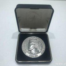 Medallas temáticas: MEDALLA DE PLATA CINCUENTA ANIVERSARIO FUNDACION ACADEMIA ALFONSO X EL SABIO - PLATA 925. Lote 234376410