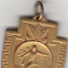 Medallas temáticas: MEDALLA: 1970 BILBAO. I TORNEO VILLA DE BILBAO ( FUTBOL ). Lote 234555090