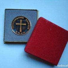 Medallas temáticas: MEDALLA CON ESTUCHE INAUGURACIÓN EDIFICIO S.M.P.F. SMPF ENERO 1961 MARZO 1968. Lote 235299535