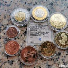Medallas temáticas: ESPECIMEN DE EUROS 2003 DE GREAT BRITAINT. Lote 240027145