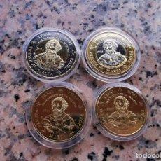 Medallas temáticas: ESPECIMEN DE EUROS 2003 DE MALTA. Lote 240027500