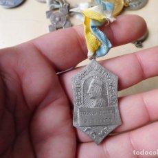 Medallas temáticas: MEDALLA CIRCULO SOCIAL METROPOLITANO METRO MONTSERRAT 1943 1968 BODAS PLATA BARCELONA. Lote 240407295