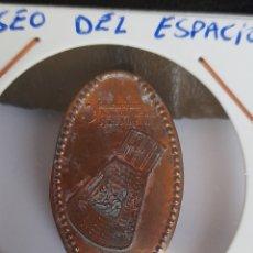 Medallas temáticas: MEDALLA / INSIGNIA MUSEO DEL ESPACIO. VER FOTOS.. Lote 242843535