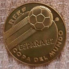 Medalhas temáticas: MEDALLA ESPAÑA 82. Lote 245602110